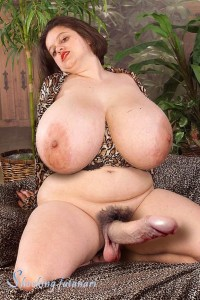 Chubby girl voluptuous